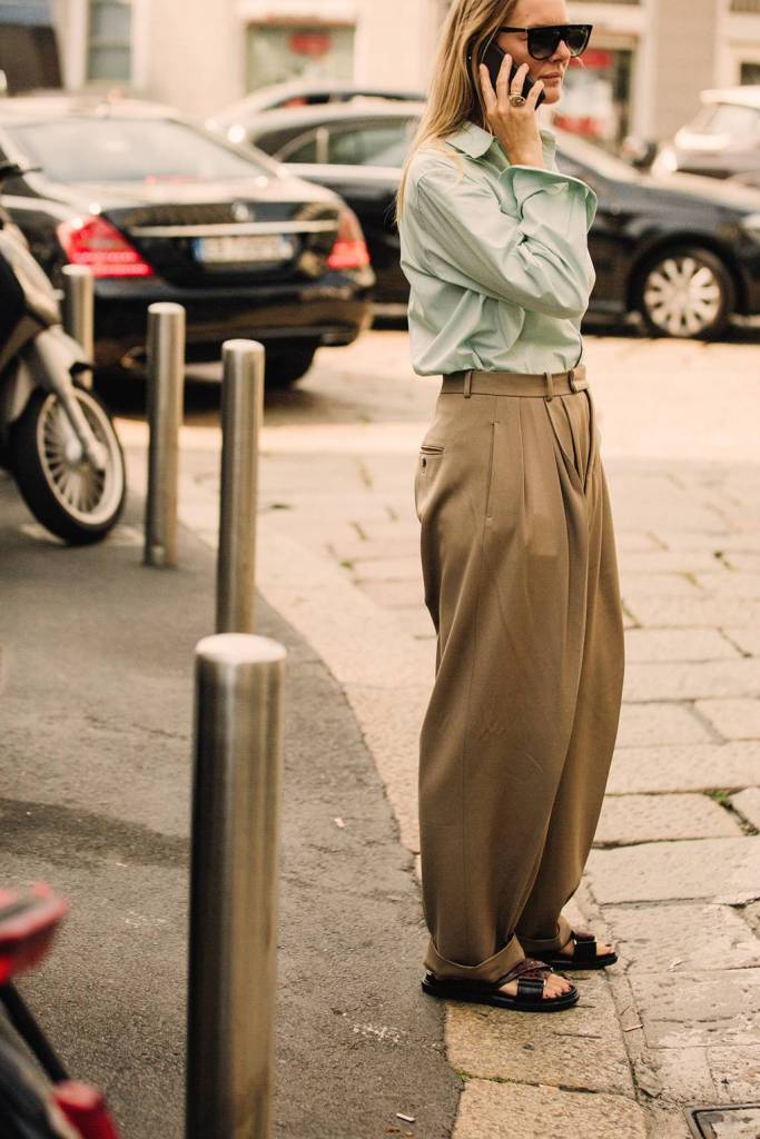 Săptămâna Modei la Milano-Stilul stradal septembrie 2018 40