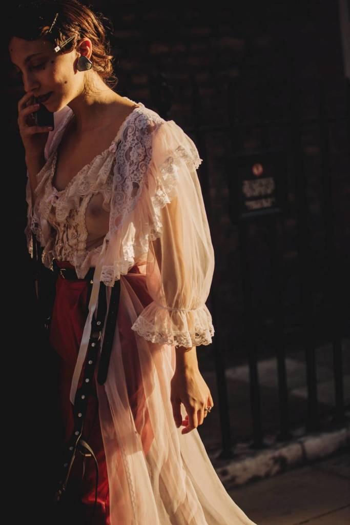 Săptămâna Modei la Londra -Stilul stradal septembrie 2018 58