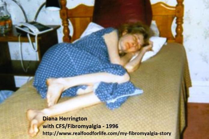 Diana Herrington-fibromialgie. Și-a pierdut sănătatea, partenerul și afacerea 1