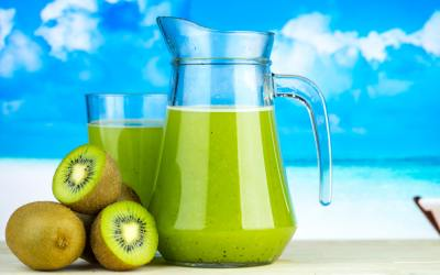 fructul de kiwi