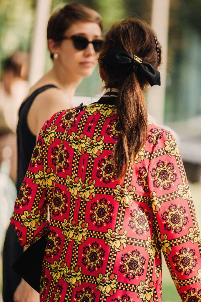 Săptămâna Modei la Milano-Stilul stradal septembrie 2018 12