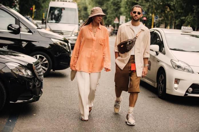 Săptămâna Modei la Milano-Stilul stradal septembrie 2018 18