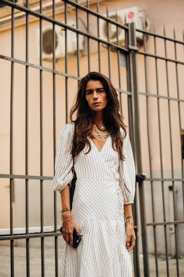 Săptămâna Modei la Milano-Stilul stradal septembrie 2018 21