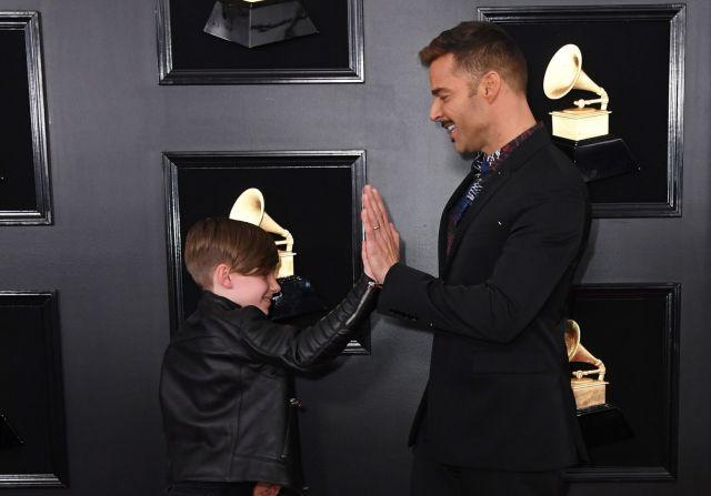Premiile Grammy 2019:covorul roșu (Galerie Foto) 2