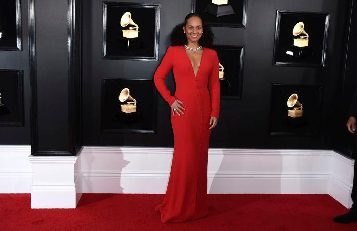 Premiile Grammy 2019:covorul roșu (Galerie Foto) 3
