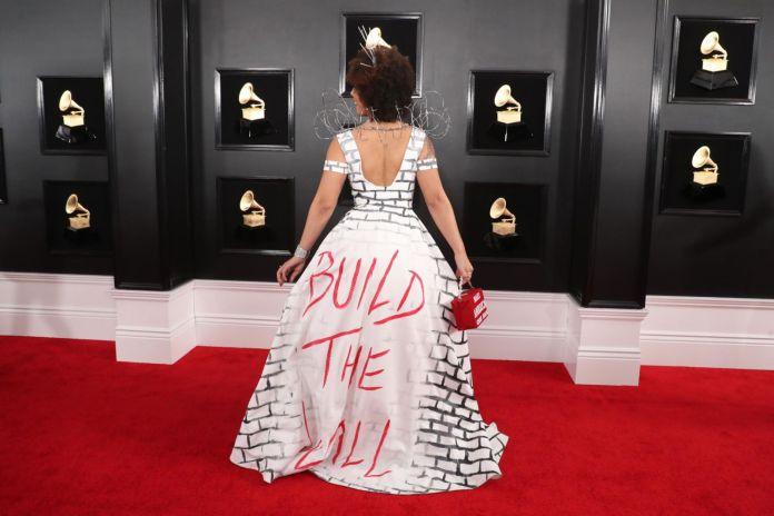 Premiile Grammy 2019:covorul roșu (Galerie Foto) 5