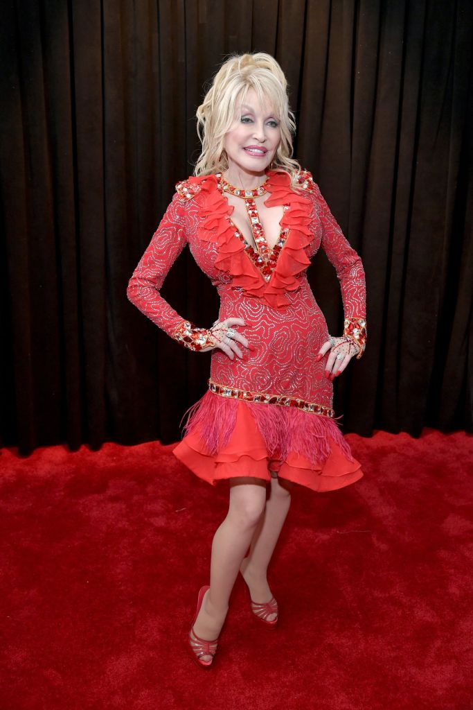 Premiile Grammy 2019:covorul roșu (Galerie Foto) 6