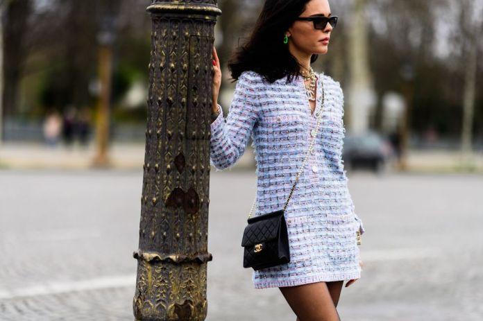 Stilul pe stradă Paris Fashion Week.(Galerie Foto) 5