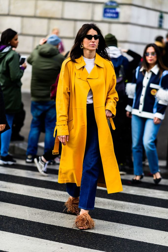 Stilul pe stradă Paris Fashion Week.(Galerie Foto) 17