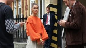 Stilul pe stradă Londra Fashion Week/2020 (VIDEO)