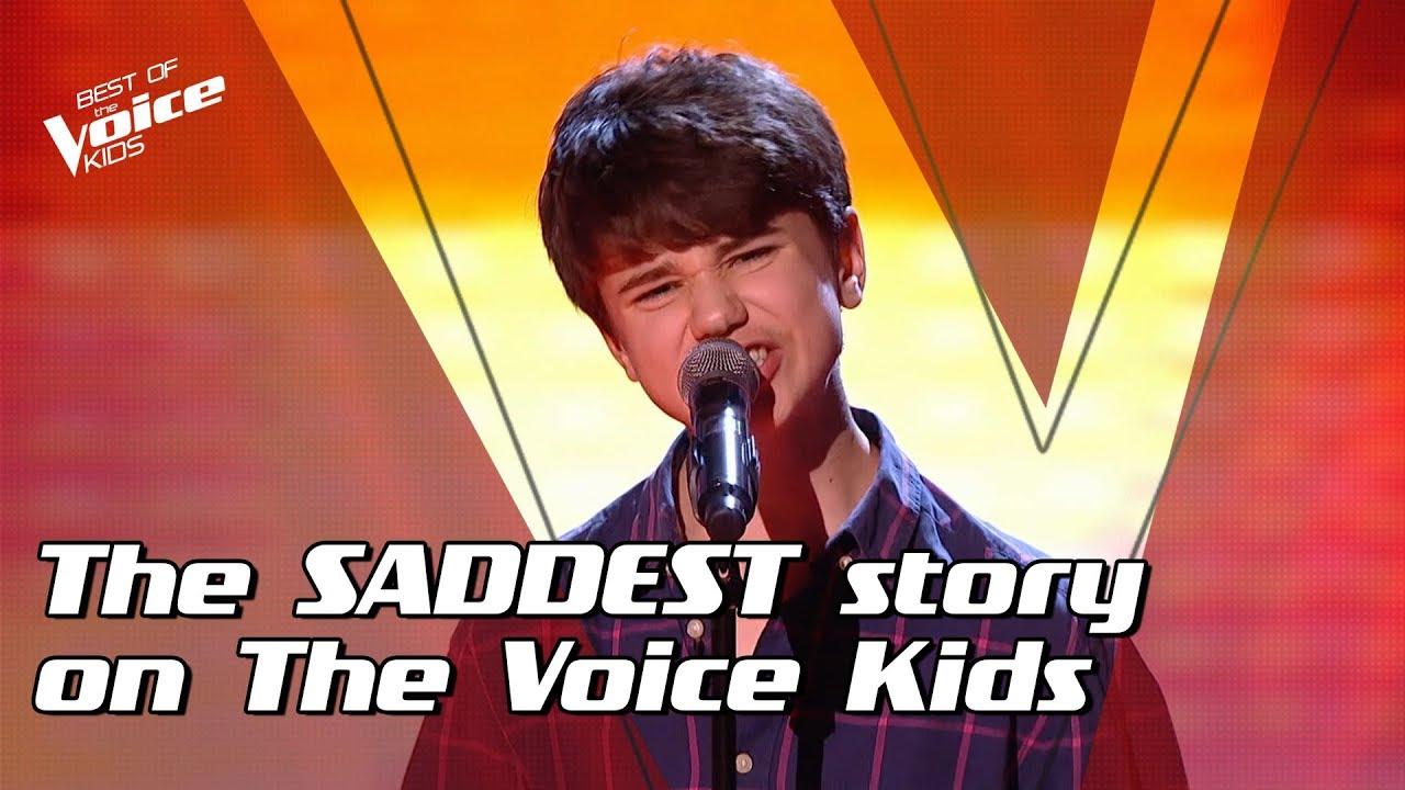 "Sam cântă ""Like a Rolling Stone"" de Bob Dylan la The Voice Kids UK 2019 1"