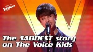 "Sam cântă ""Like a Rolling Stone"" de Bob Dylan la The Voice Kids UK 2019"