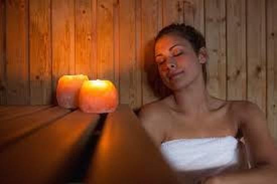 sauna cu infraroșii