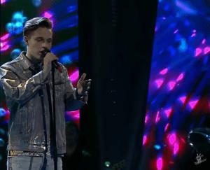 Andi Țolea s-a clasat pe locul 2 în Finala de la Vocea României 2019