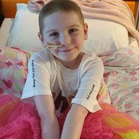 O fetiță de 8 ani, care și-a planificat înmormântarea, a murit de o formă rară de cancer