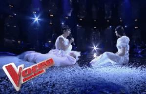 Jasmina Răsădean și Irina Rimes în Finala de la Vocea României 2019