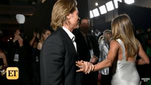 SAG Awards 2020: Brad Pitt și Jennifer Aniston împreună (VIDEO)