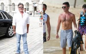 Simon Cowell mai slab cu 10 cm după ce a eliminat carnea roșie și zahărul din dietă