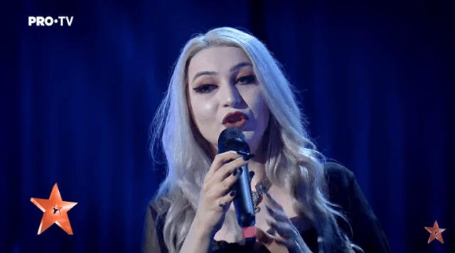 Andreea Vlaicu-Românii au talent 2020 3