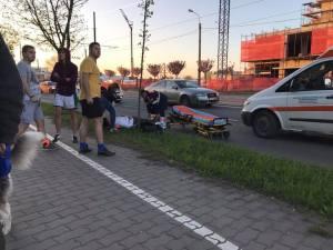 Un motociclist a murit după ce a împărțit ajutoare românilor izolați la domiciliu