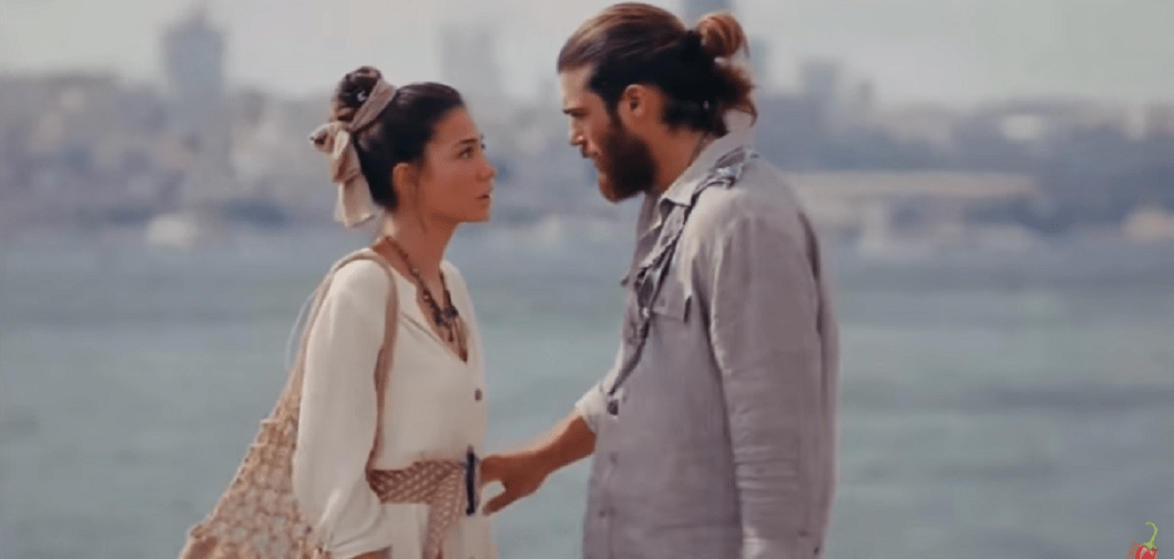 Can and Sanem-The ONE  (Lyrics on captions)-VIDEO 4