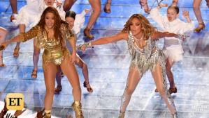 Ce făcea Jennifer Lopez în februarie?