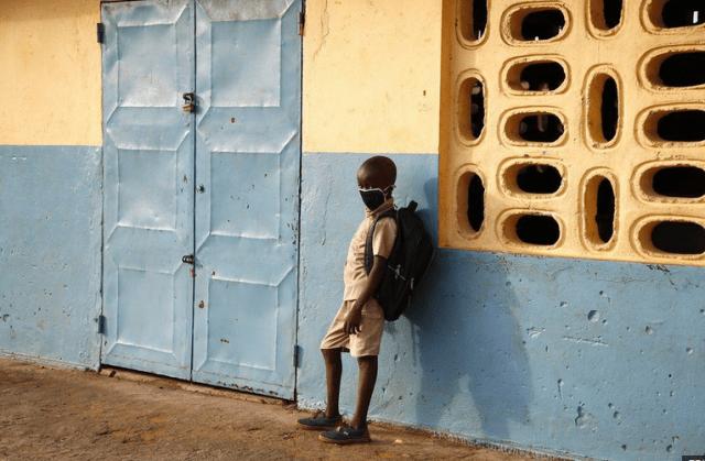 Africa în timpul pandemiei cu covid-19