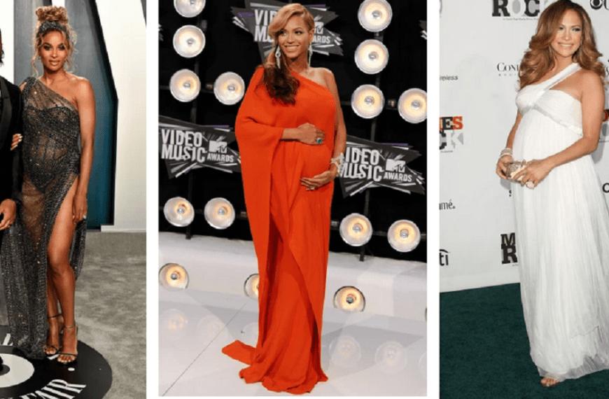 11 Femei celebre însărcinate, în momente importante din viața lor