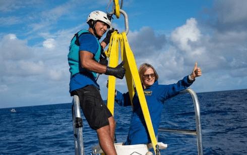 Kathy Sullivan: Femeia care a făcut istorie pe mare și în spațiu 2