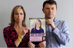Un pedofil german este suspect în cazul Madeleine McCann, fetița de trei ani dispărută în 2007