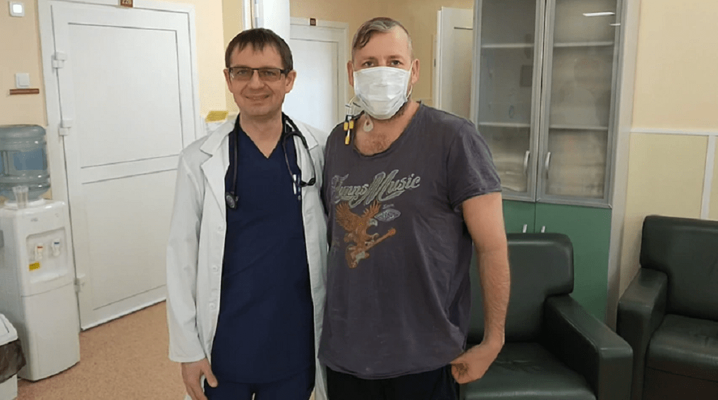 "Why this Brisbane dad travelled to Russia for a ""life-changing"" treatment"