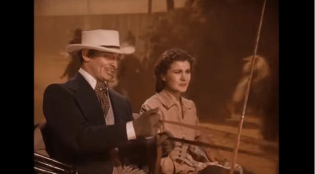 Unul dintre cele mai frumoase filme de la Hollywood:Pe aripile vântului cu Clark Gable și Vivien Leigh (Video) 1