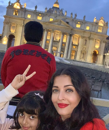 Actress Aishwarya Rai Bachchan and daughter Aaradhya discharged after testing negative for Covid-19 1