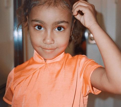 Cei 4 copii ai lui Kim Kardashian și Kanye West 3