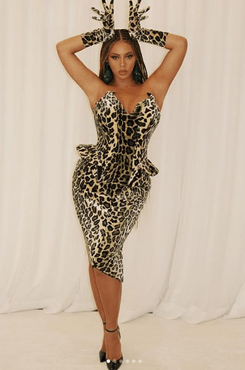 "Beyoncé a lansat un nou videoclip pentru ""Brown Skin Girl"", cu Blue Ivy și Kelly Rowland 10"