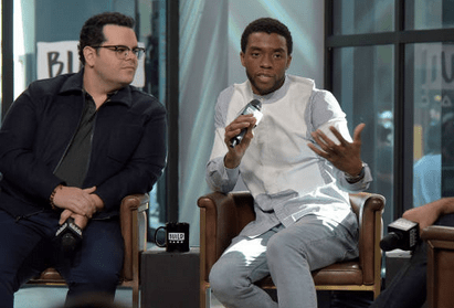 Josh Gad shares final text message from late co-star Chadwick Boseman who died Friday 5