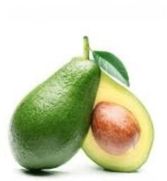 mască hidratantă cu avocado