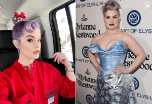 Kelly Osbourne pulls an Adele, is unrecognizable after stunning weight loss