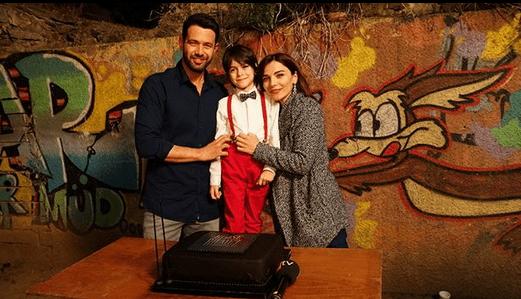 Kimse Bilmez (Nimeni nu știe) cu Özgü Kaya și Keremcem:Un serial turcesc lansat în 2019 12