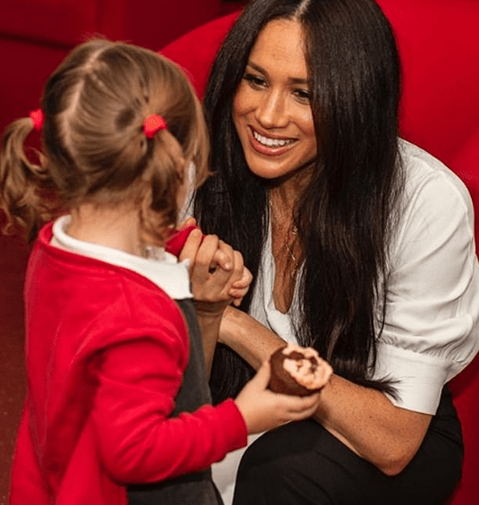 The Queen, Kate Middleton and Prince William wish Meghan Markle happy birthday on Instagram as the Duchess turns 39 11