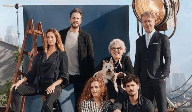 Menajerimi Ara (Sună-mi impresarul) - un nou serial turcesc ce va apărea în 2020.Secvențe video 7