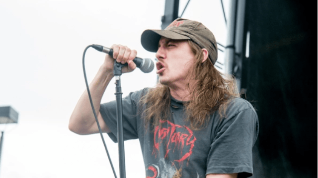 Riley Gale, Power Trip singer who collaborated with Ice-T, dead at 34 3