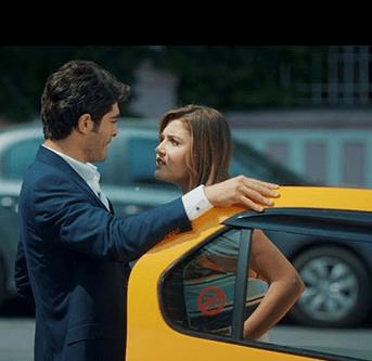 Aşk Laftan Anlamaz (Dragostea nu înțelege cuvintele) cu Hande Erçel și Burak Deniz-Serial de comedie romantică 5