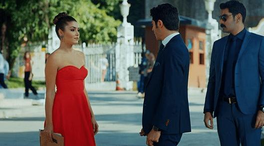 Aşk Laftan Anlamaz (Dragostea nu înțelege cuvintele) cu Hande Erçel și Burak Deniz-Serial de comedie romantică 16