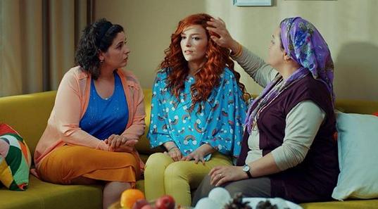 Aşk Laftan Anlamaz (Dragostea nu înțelege cuvintele) cu Hande Erçel și Burak Deniz-Serial de comedie romantică 13