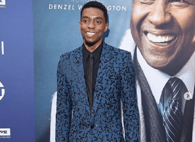 Chadwick Boseman teared up discussing meaning of 'Black Panther' to boys with cancer 9