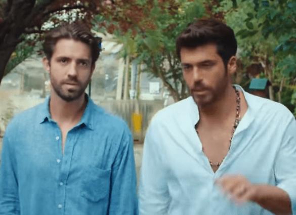 Episodul 12 din Bay Yanliș (Domnul Greșit) cu Can Yaman și Ozge Gurel. Secvențe Video 8