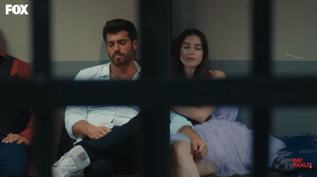 Episodul 13 din Bay Yanliș (Domnul Greșit) cu Can Yaman și Ozge Gurel. Secvențe Video 7