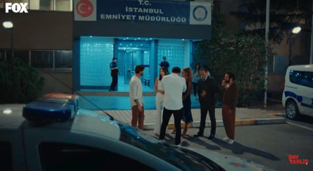 Episodul 13 din Bay Yanliș (Domnul Greșit) cu Can Yaman și Ozge Gurel. Secvențe Video 4