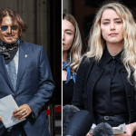 Amber heard și Johnny Depp